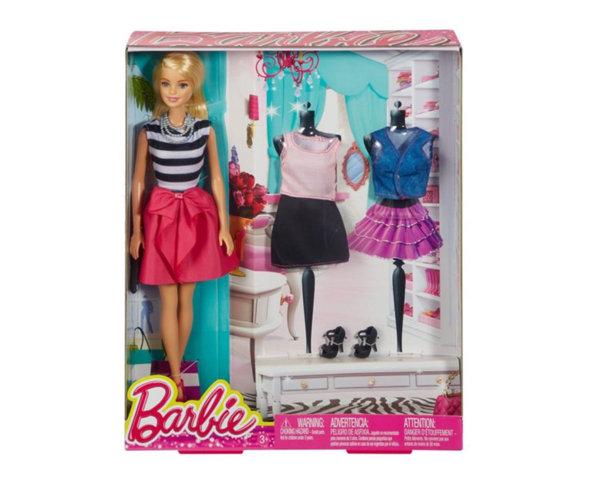 Кукла Barbie - Кукла с аксесоари, блондинка
